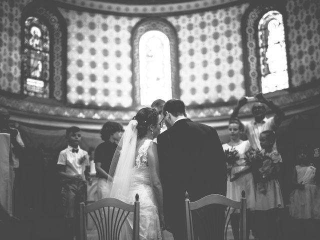 Le mariage de Guillaume et Elodie à Lédenon, Gard 18