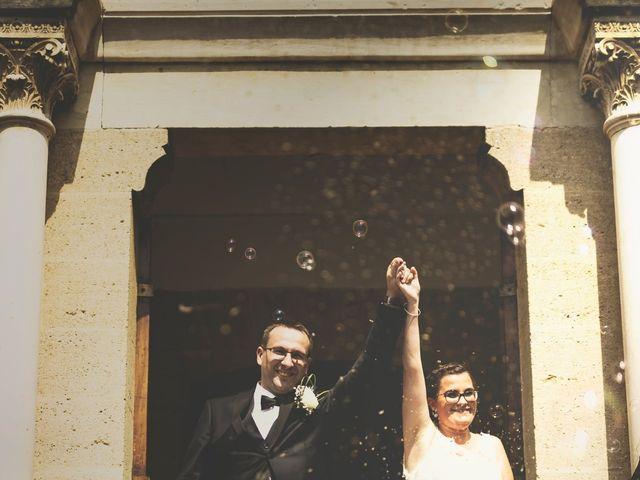 Le mariage de Guillaume et Elodie à Lédenon, Gard 19