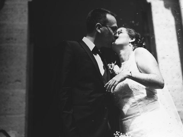Le mariage de Guillaume et Elodie à Lédenon, Gard 20