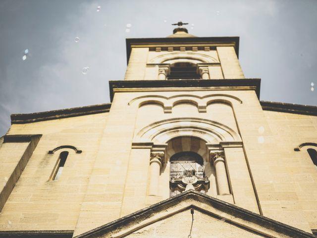 Le mariage de Guillaume et Elodie à Lédenon, Gard 21