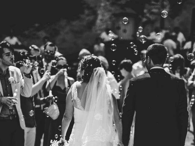 Le mariage de Guillaume et Elodie à Lédenon, Gard 22