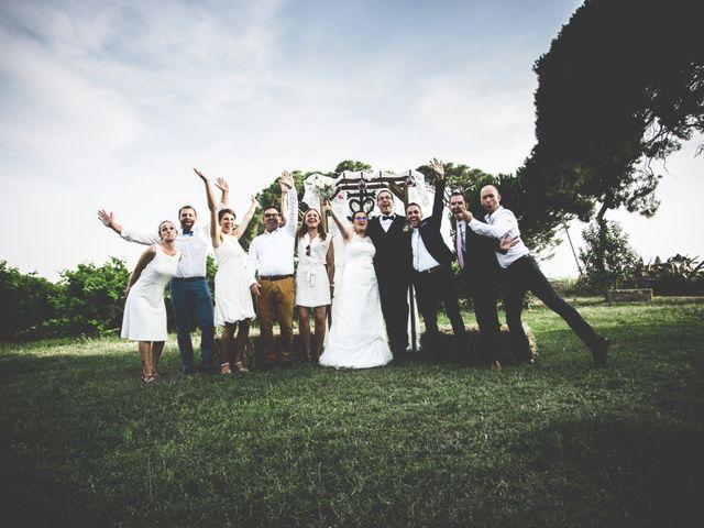 Le mariage de Guillaume et Elodie à Lédenon, Gard 24