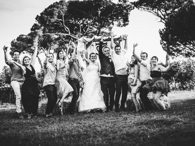 Le mariage de Guillaume et Elodie à Lédenon, Gard 25