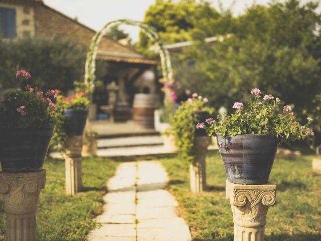 Le mariage de Guillaume et Elodie à Lédenon, Gard 37