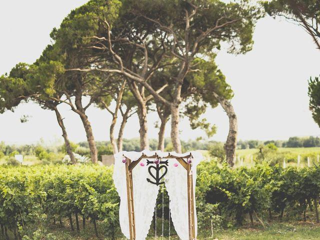 Le mariage de Guillaume et Elodie à Lédenon, Gard 45