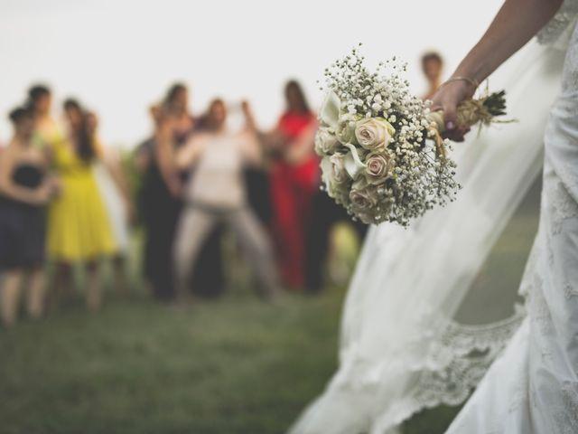 Le mariage de Guillaume et Elodie à Lédenon, Gard 54