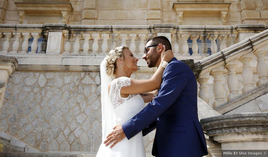 Le mariage de Cédric et Julie à Cuges-les-Pins, Bouches-du-Rhône