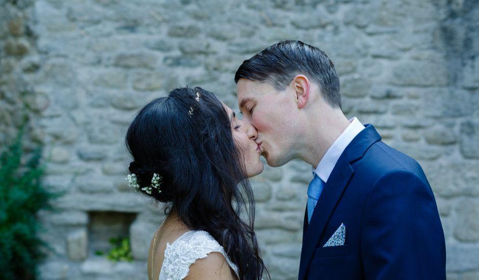 Le mariage de Florian et Daphné à Guérande, Loire Atlantique