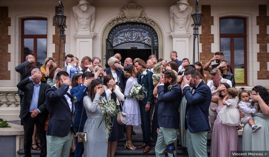 Le mariage de Thibaut et Elisa à Carvin, Pas-de-Calais
