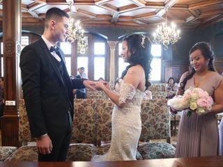 Le mariage de Anna et Frédéric 1