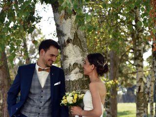 Le mariage de Nora et François 1