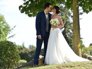 Le mariage de Nora et François