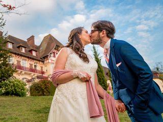 Le mariage de Séverine et Guillaume