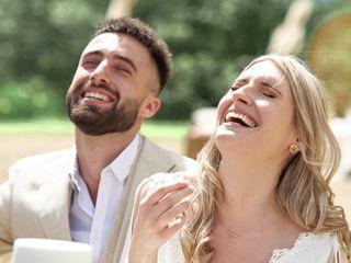 Le mariage de Camille et Romain