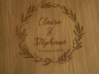 Le mariage de Claire et Stéphane 1