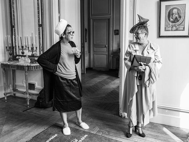 Le mariage de Grégory et Ana Paula à Saint-Aubin-du-Perron, Manche 7