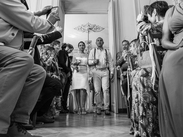 Le mariage de Grégory et Ana Paula à Saint-Aubin-du-Perron, Manche 27