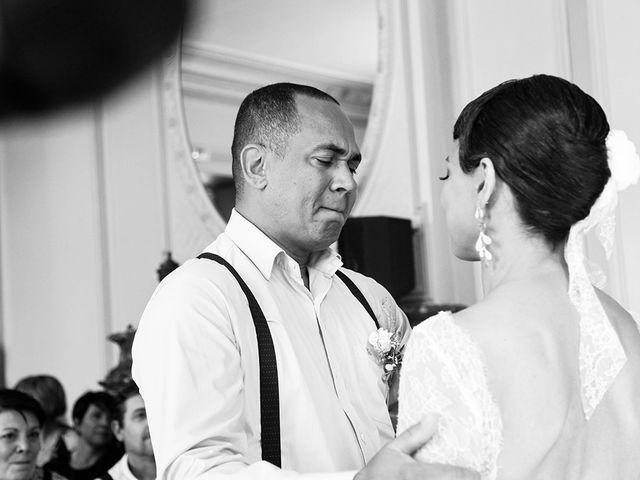 Le mariage de Grégory et Ana Paula à Saint-Aubin-du-Perron, Manche 28