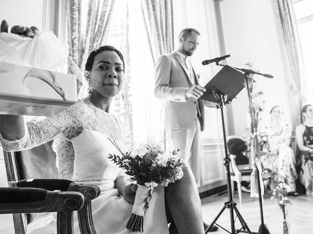 Le mariage de Grégory et Ana Paula à Saint-Aubin-du-Perron, Manche 30