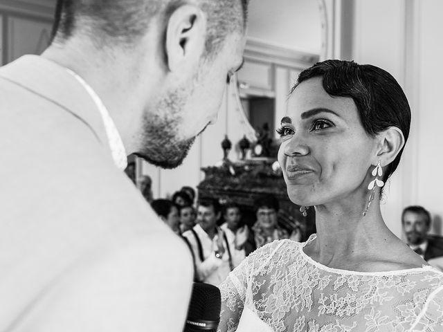 Le mariage de Grégory et Ana Paula à Saint-Aubin-du-Perron, Manche 37