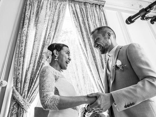 Le mariage de Grégory et Ana Paula à Saint-Aubin-du-Perron, Manche 41