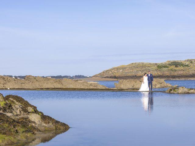 Le mariage de Anthony et Amandine à Tinténiac, Ille et Vilaine 3