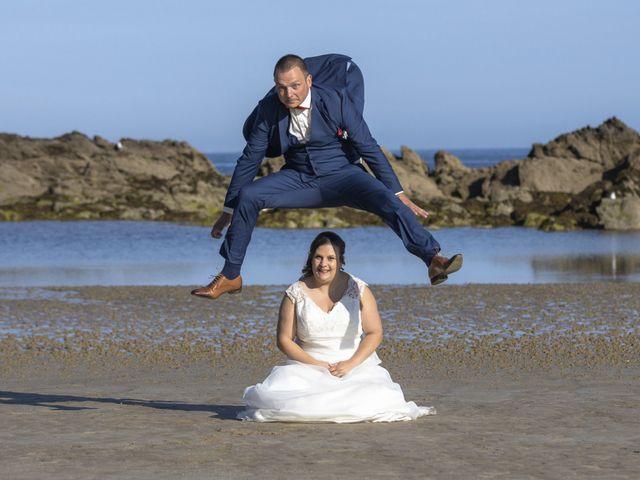 Le mariage de Anthony et Amandine à Tinténiac, Ille et Vilaine 5