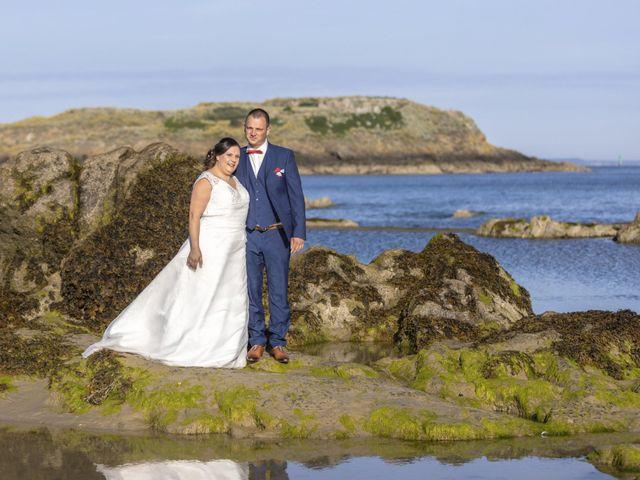 Le mariage de Anthony et Amandine à Tinténiac, Ille et Vilaine 7