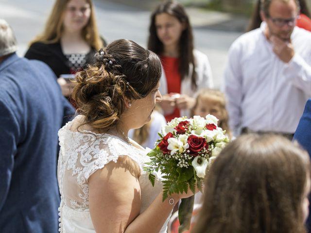 Le mariage de Anthony et Amandine à Tinténiac, Ille et Vilaine 28