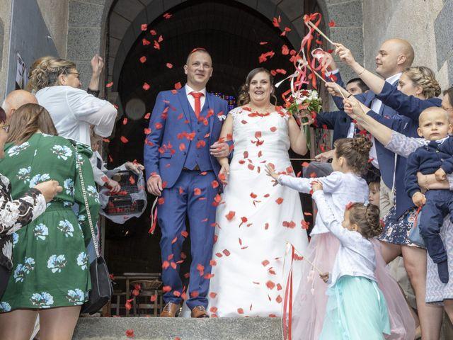 Le mariage de Anthony et Amandine à Tinténiac, Ille et Vilaine 29