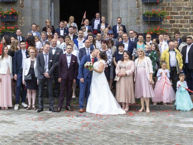 Le mariage de Anthony et Amandine à Tinténiac, Ille et Vilaine 31