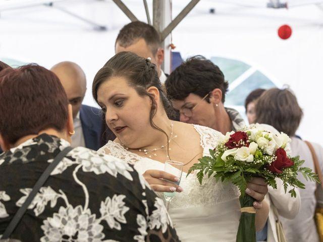 Le mariage de Anthony et Amandine à Tinténiac, Ille et Vilaine 39