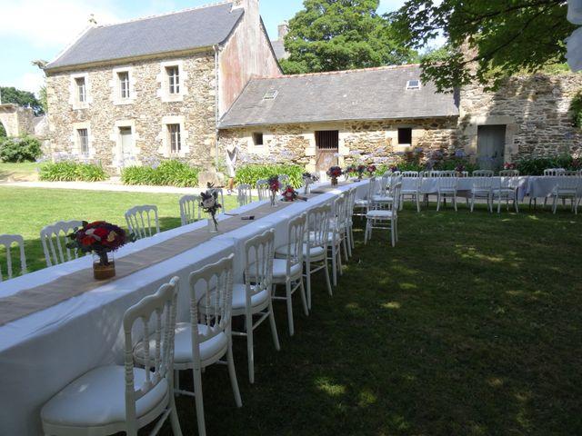 Le mariage de Quentin et Alice à Le Relecq-Kerhuon, Finistère 4
