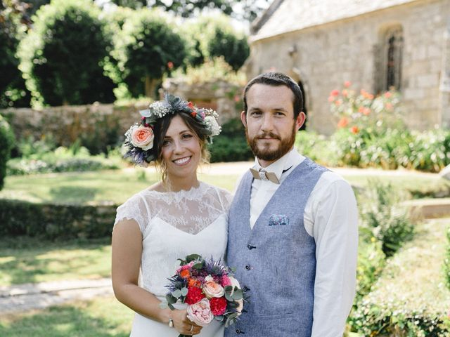 Le mariage de Quentin et Alice à Le Relecq-Kerhuon, Finistère 1