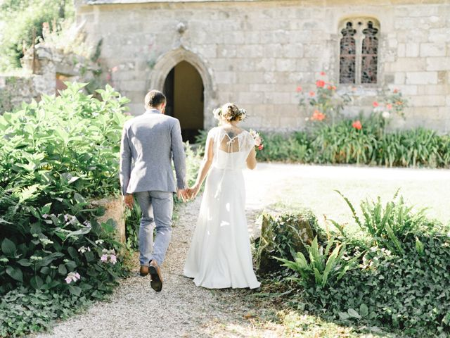 Le mariage de Quentin et Alice à Le Relecq-Kerhuon, Finistère 40