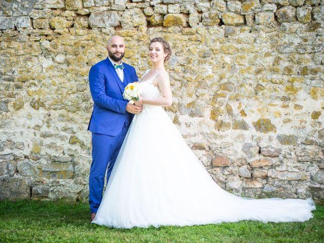 Le mariage de Mélanie et Alexandre