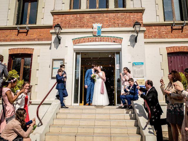 Le mariage de Guillaume et Séverine à Gouvieux, Oise 12