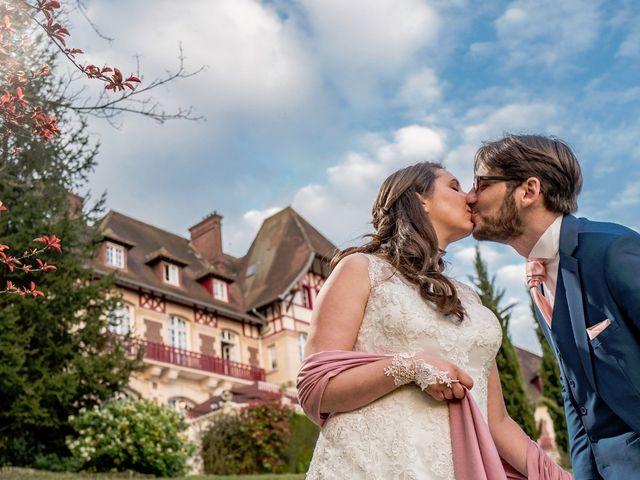 Le mariage de Guillaume et Séverine à Gouvieux, Oise 16
