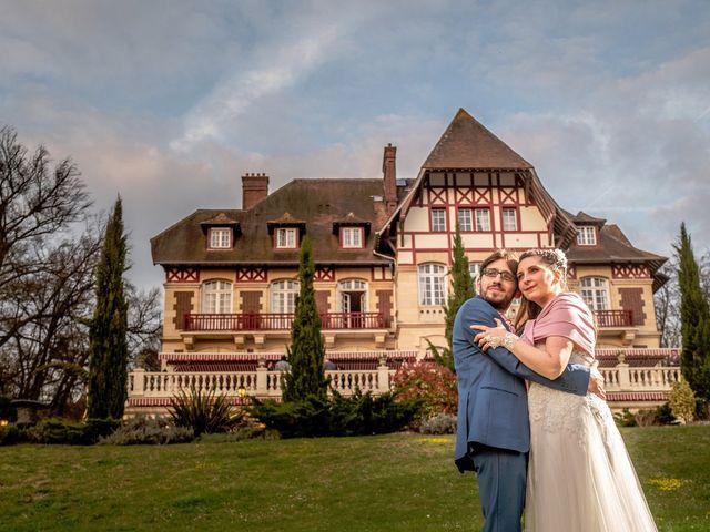 Le mariage de Guillaume et Séverine à Gouvieux, Oise 22