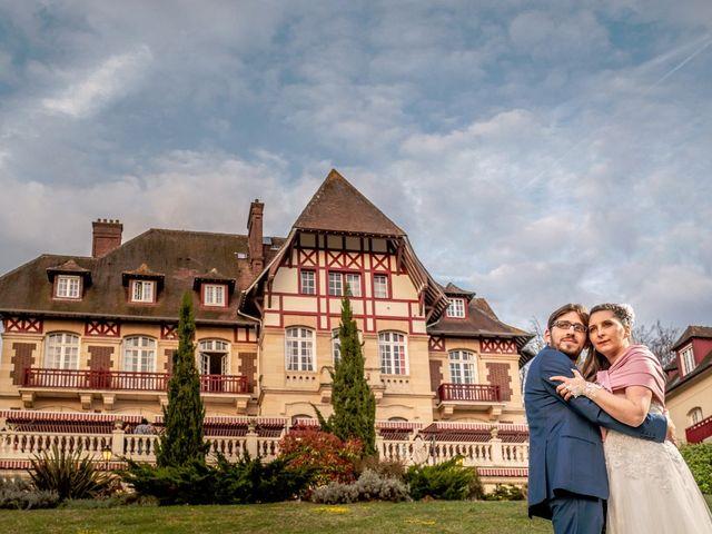 Le mariage de Guillaume et Séverine à Gouvieux, Oise 23