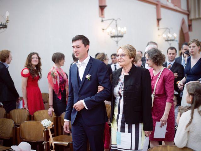 Le mariage de Rémi et Stéphanie à Rouffach, Haut Rhin 22