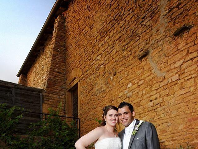 Le mariage de Coraline et Christophe à Oytier-Saint-Oblas, Isère 6
