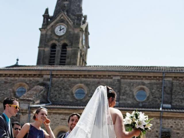 Le mariage de Coraline et Christophe à Oytier-Saint-Oblas, Isère 7