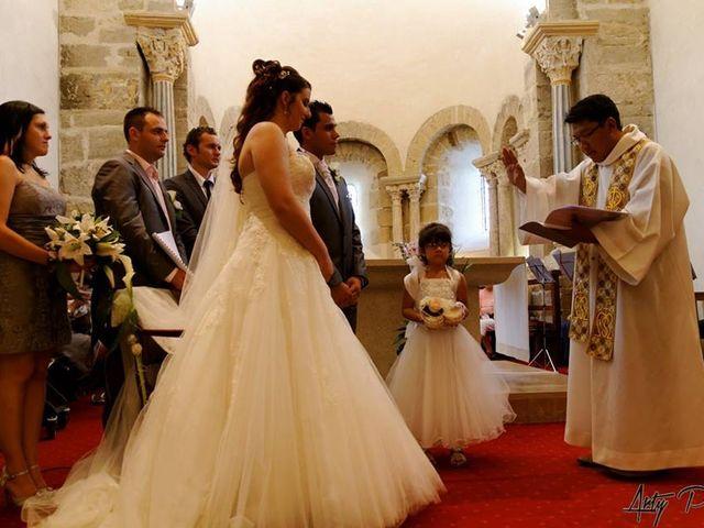 Le mariage de Coraline et Christophe à Oytier-Saint-Oblas, Isère 8