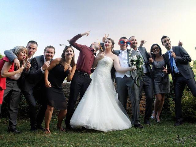 Le mariage de Coraline et Christophe à Oytier-Saint-Oblas, Isère 11