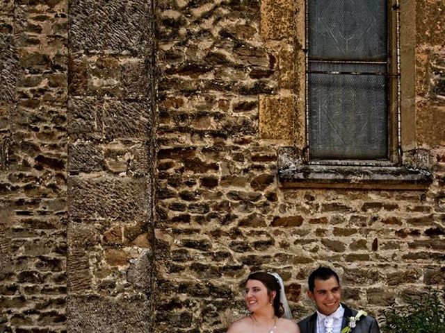 Le mariage de Coraline et Christophe à Oytier-Saint-Oblas, Isère 12