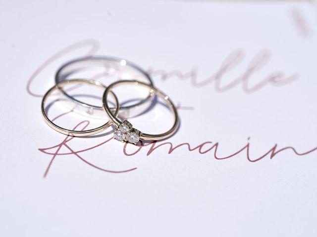 Le mariage de Romain et Camille à Cublize, Rhône 4