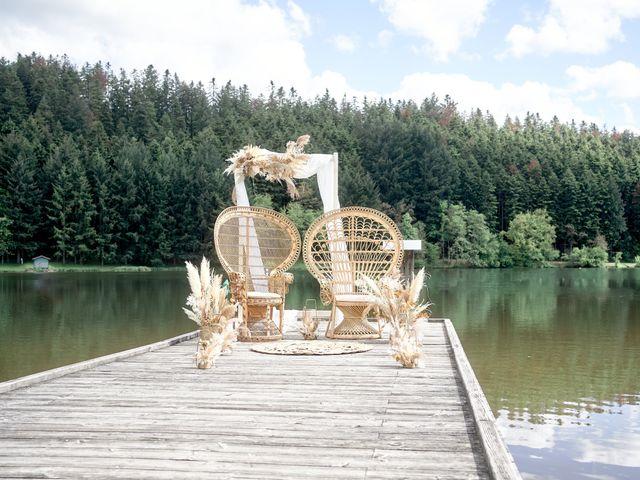 Le mariage de Romain et Camille à Cublize, Rhône 20