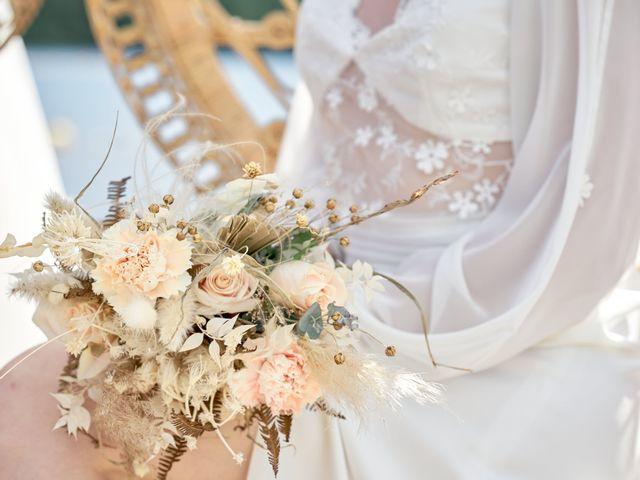 Le mariage de Romain et Camille à Cublize, Rhône 26