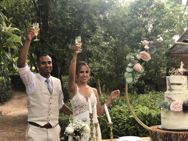 Le mariage de Julie  et Loïc  à Taradeau, Var 3